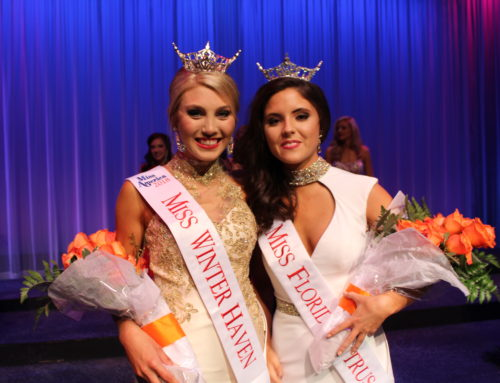 Miss Florida Citrus and Miss Winter Haven Crowned